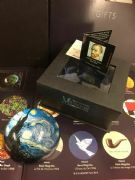 Van Gogh Starry Night Domed Glass Paperweight Home Office Decoration Gift